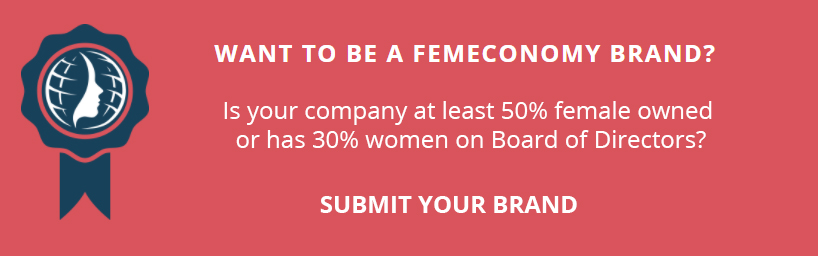 Want to be a femeconomy brand