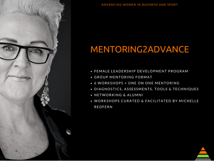 Michelle Redfern Mentoring2Advance