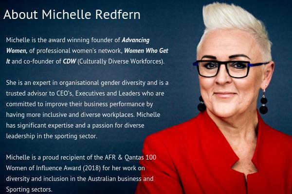 About Michelle Redfern 600x400